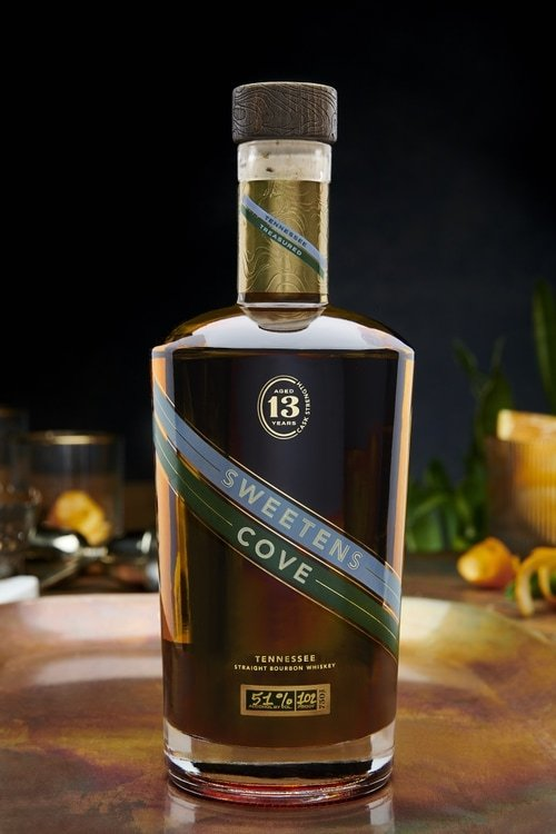 Sweetens Cove Tennessee Bourbon 13 Years Old