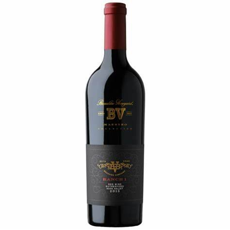 2016 Beaulieu Vineyard Maestro Collection Ranch 1 Rutherford