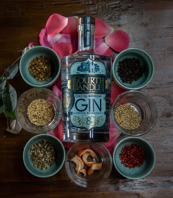 Tarnished Truth Fourth Handle Gin