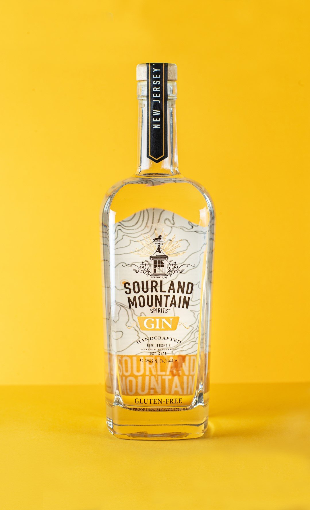 Sourland Mountain Gin