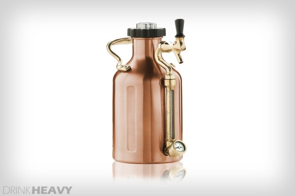 GrowlerWerks Ukeg Pressurized Growler