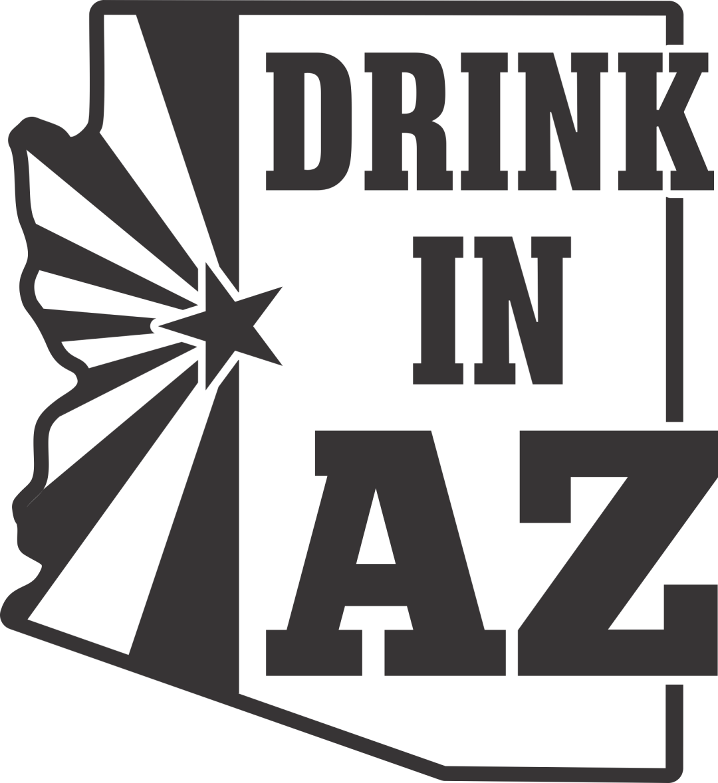 Drink in AZ Black 1c