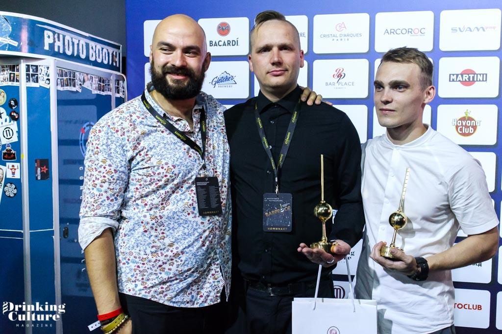 Победители BARPROOF Awards 2019