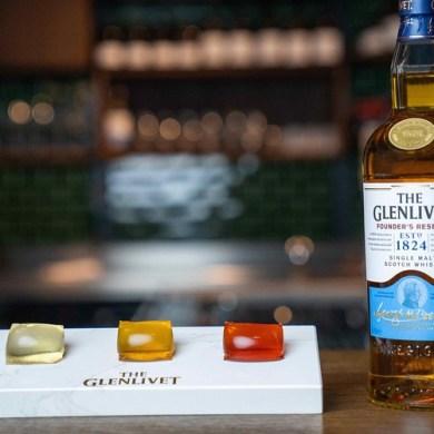 glenlivet капсулы с виски