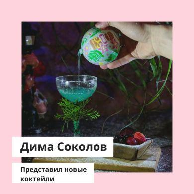 Дима Соколов бармен