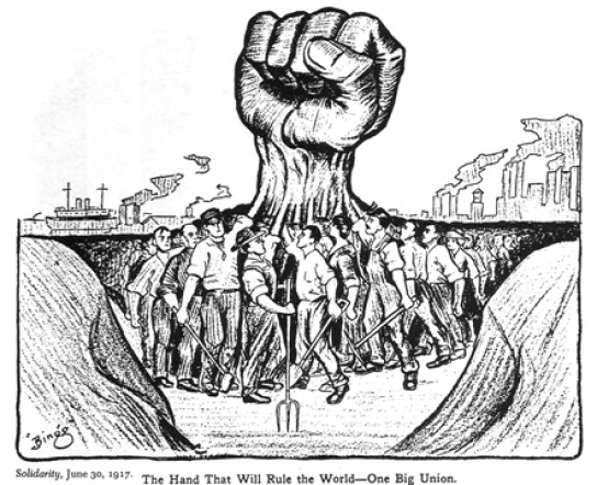 Union hand