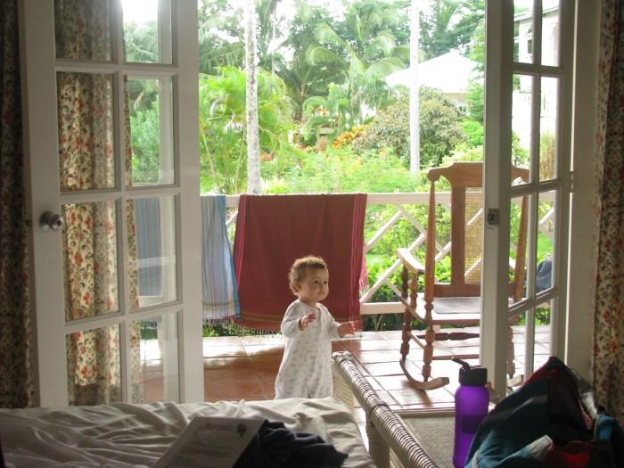 room at villa serena