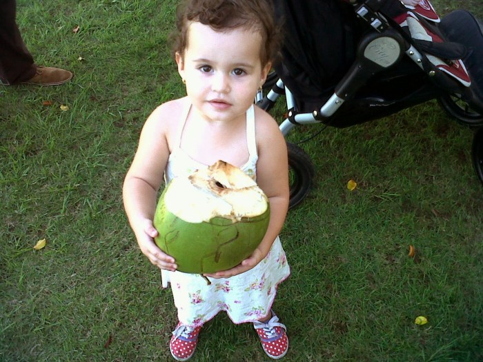 coconut childhood