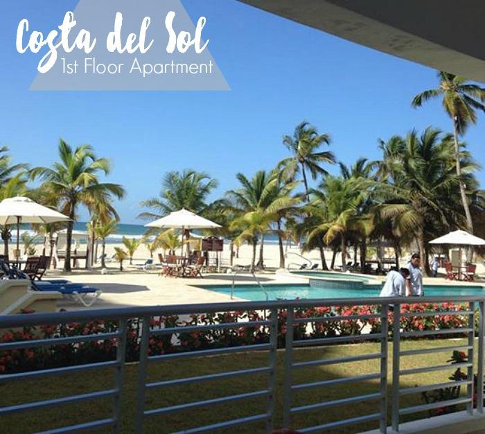 Costa del Sol 1st Floor Apartment