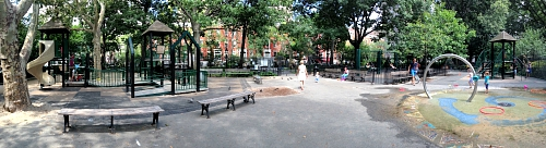 Washington Square Park Playground