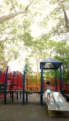 Winston Churchill Playground