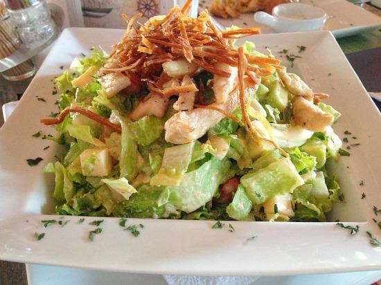 Pekara Juan Dolio Mexican Salad