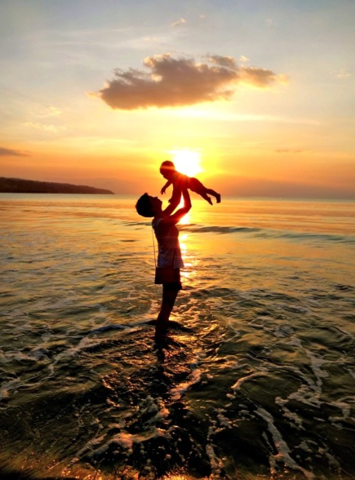 Island Life Sunset