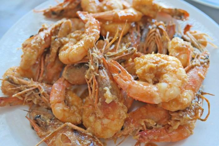 Fresh-shrimp-Playa-Rincon