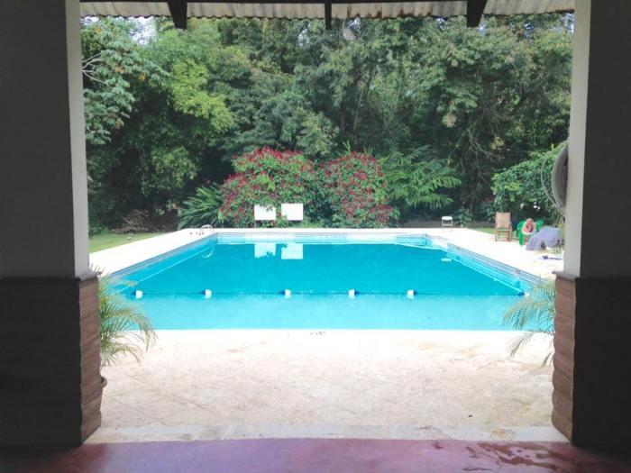 Pool at Rancho Baiguate