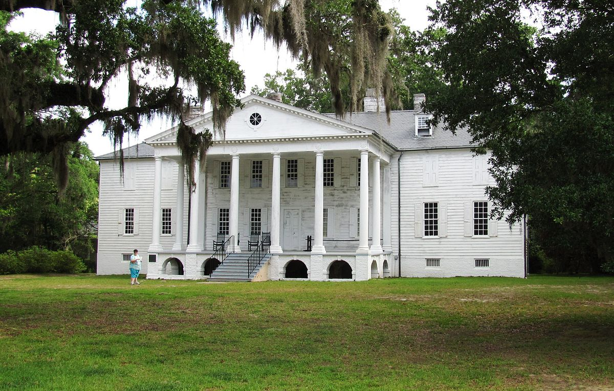 planning our visit to Charleston, South Carolina plantations