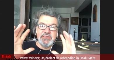 VIDEO INTERVIU: Velvet Winery, un proiect de rebranding în Dealu Mare