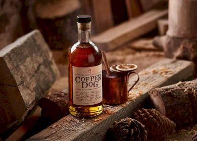 Российские потребители познакомятся с новым виски Copper Dog