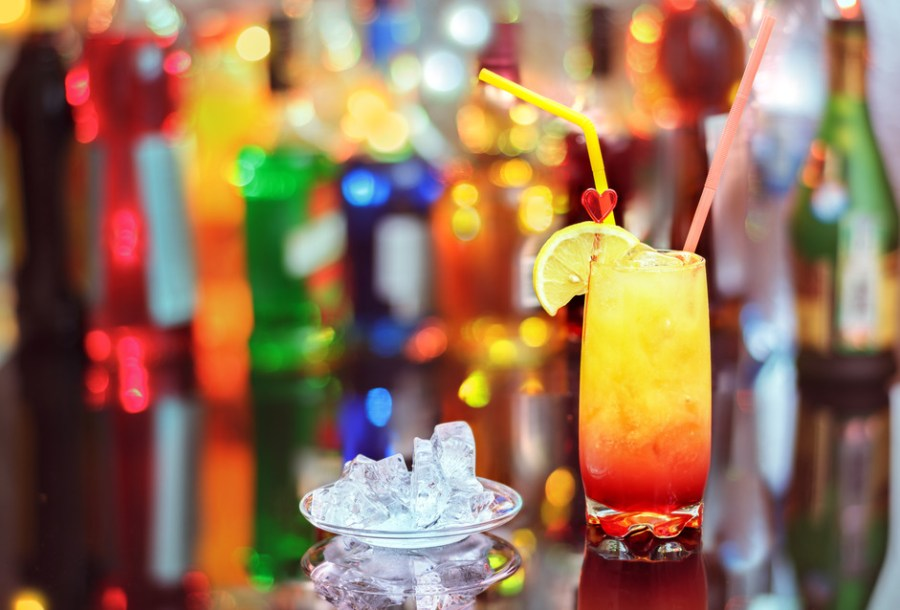 Przepis na  Caribbean Sunset Drink