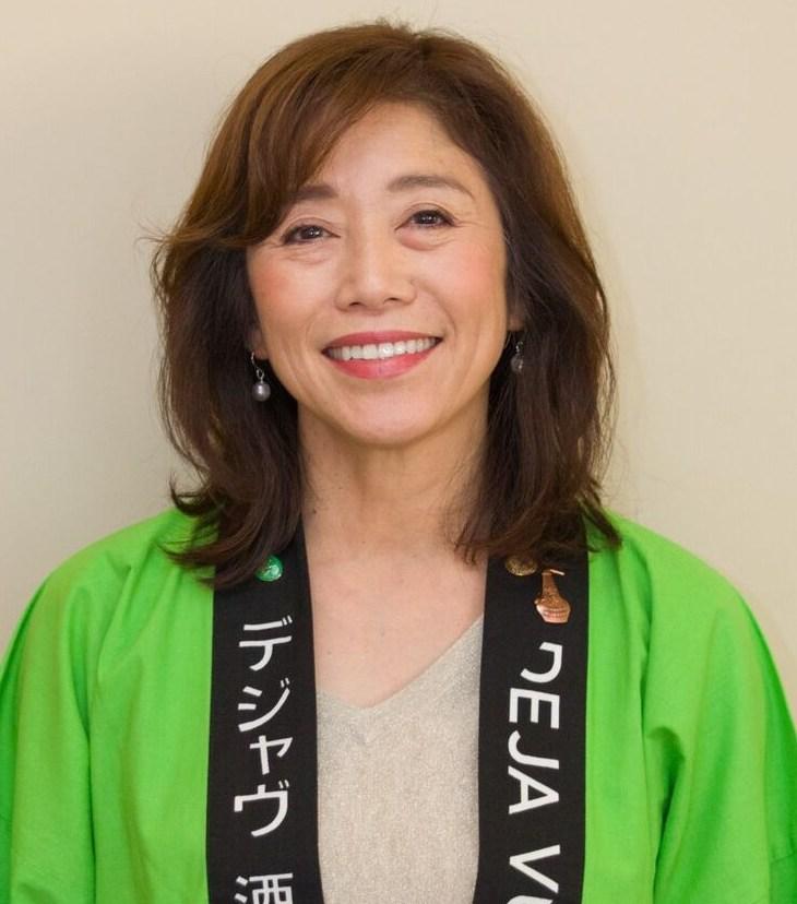 Yukino Ochiai of De Ja Vu Sake