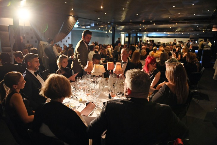 The 2018 Vin de Champagne Awards at Quay Restaurant in Sydney