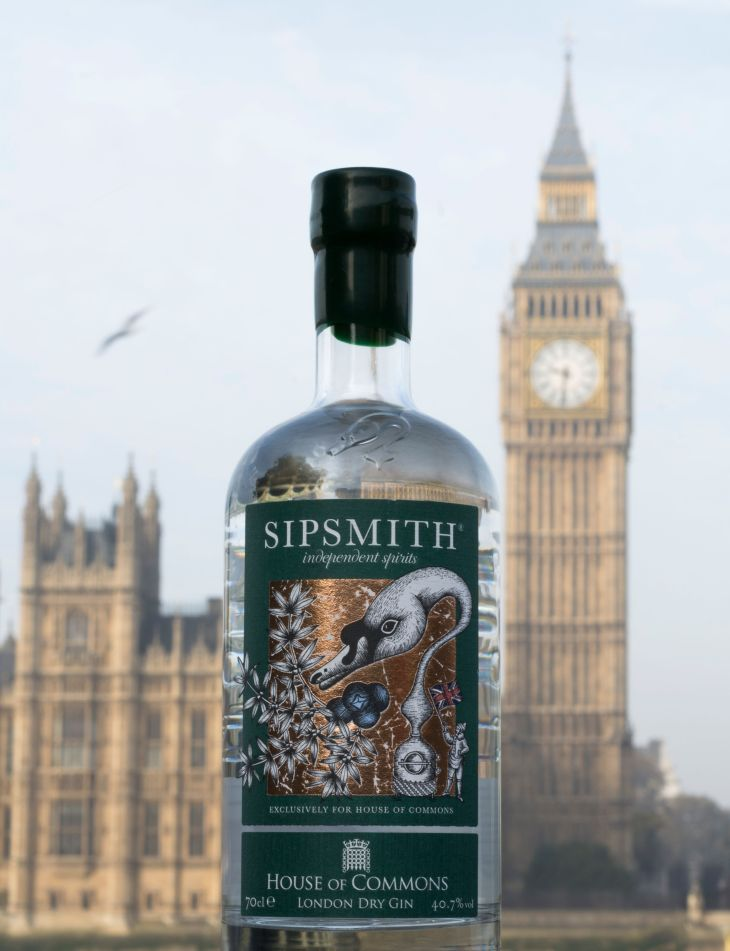 Sipsmith House of Commons London Dry Gin