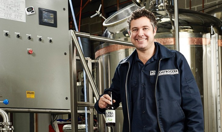 Matt Houghton Boatrocker Brewers and Distillers