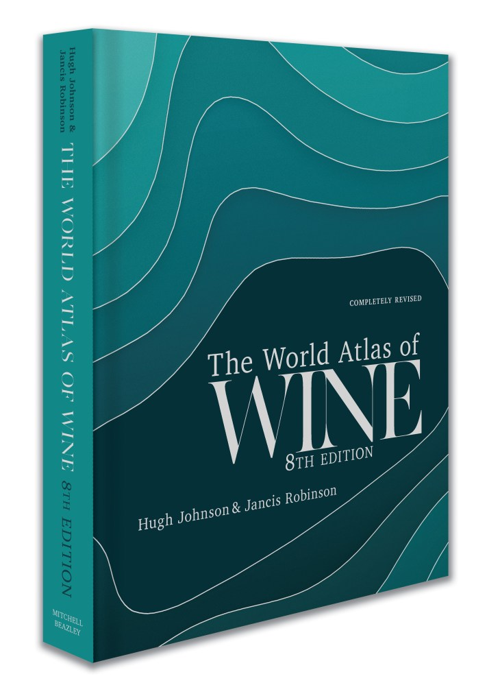 The World Atlas of Wine, by Hugh Johnson & Jancis Robinson