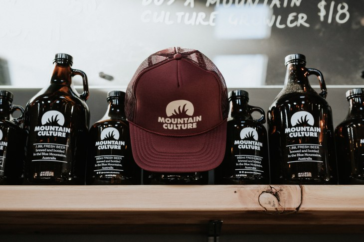 Mountain Culture Beer Company is the new Blue Mountains brewery from DJ & Harriet McCready