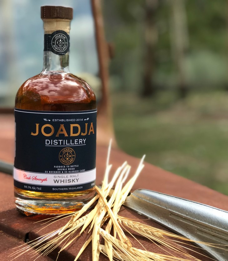 Joadja Single Malt Whisky
