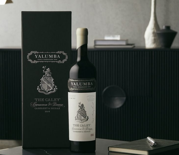 Yalumba The Caley 2015
