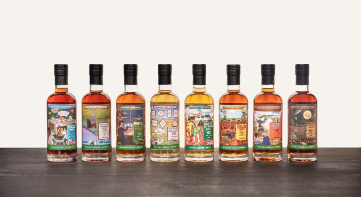The Australia Series from That Boutique-y Whisky Company