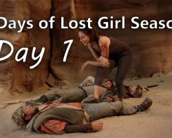 10 Days of Lost Girl S5 - Day 1