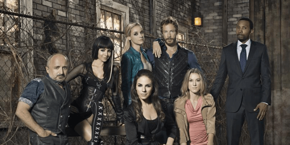 Season three Lost Girl cast