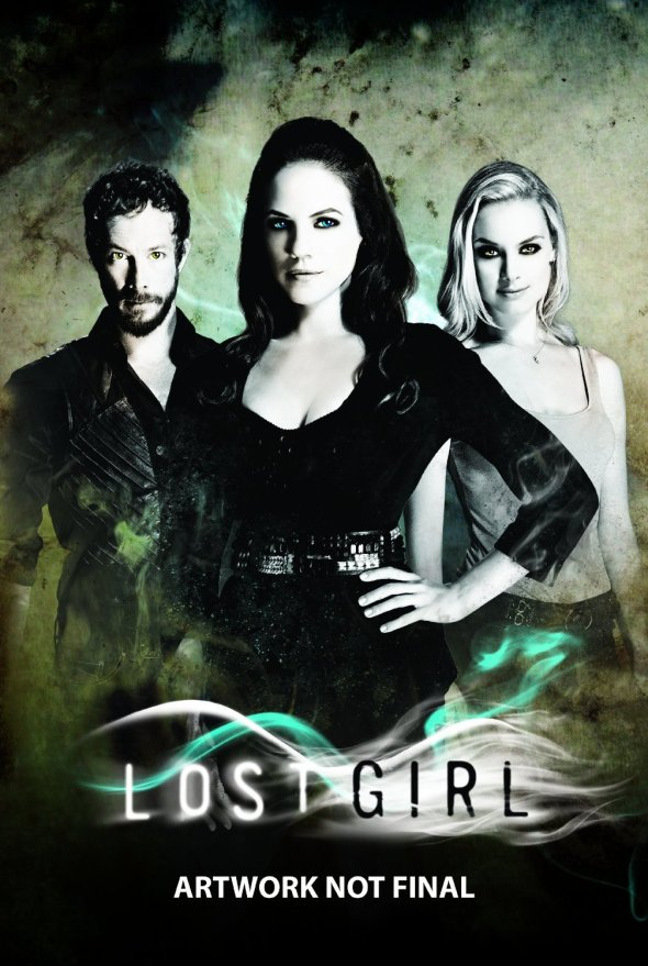 Lost Girl Season Three Cover Art Placeholder