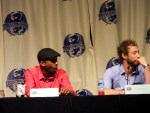 K.C. Collins & Kris Holden-Ried at Dragon*Con 2013