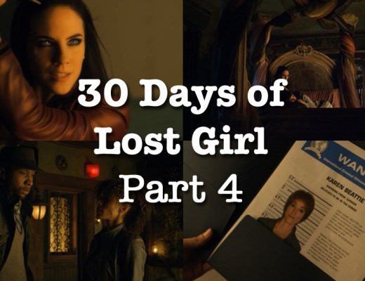 30 Days of Lost Girl Part 4