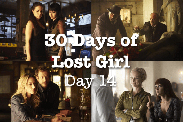 30 Days of Lost Girl 2014 Day 14