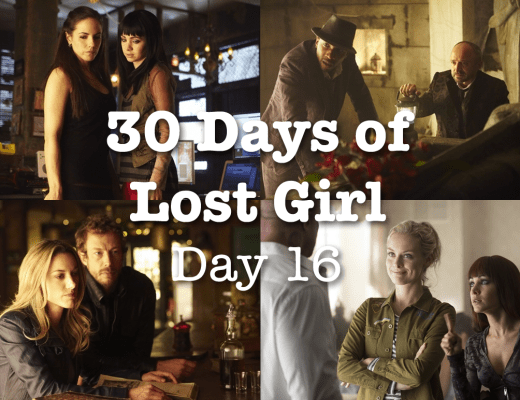 30 Days of Lost Girl 2014 Day 16