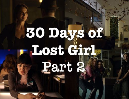 30 Days of Lost Girl Part 2