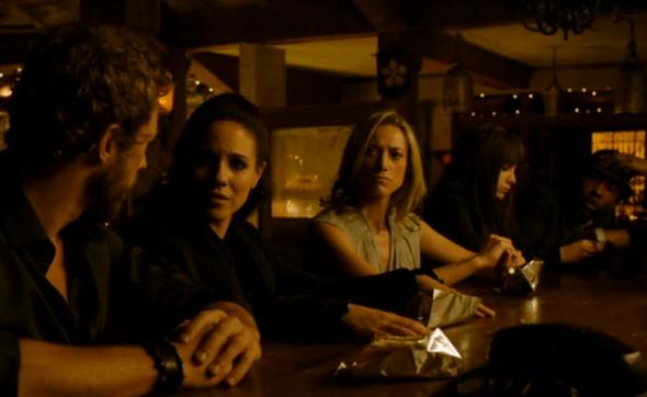 Lauren and the gang in La Fae Epoque