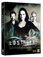 Lost Girl Season 3 DVD set