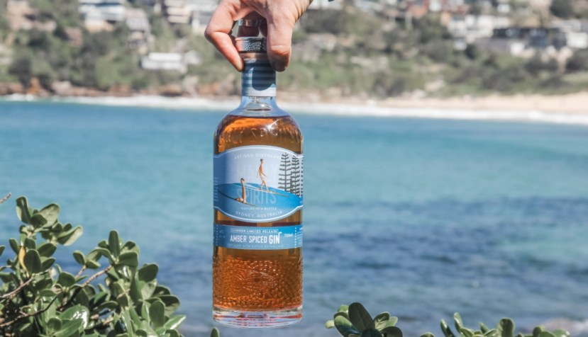 Manly Spirits Amber Spiced Gin