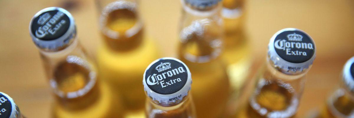 Corona beer