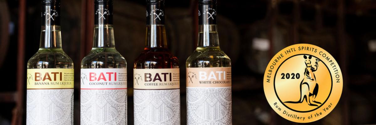 Bati rum; Rum Co