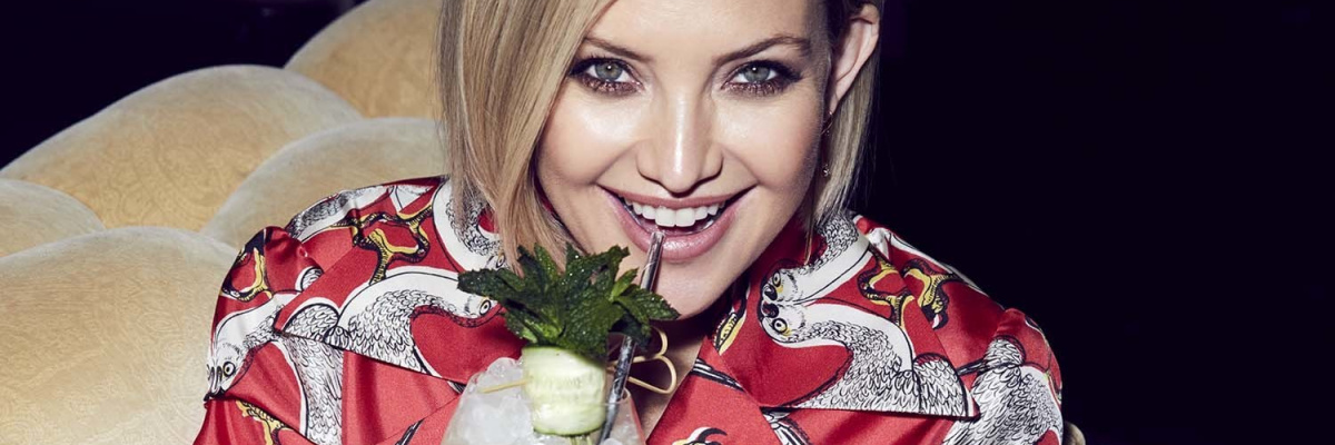 Kate Hudson King St vodka