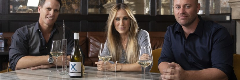 Sarah Jessica Parker; Wine Spectator