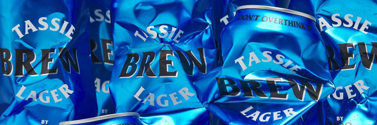 Brew Tassie Lager