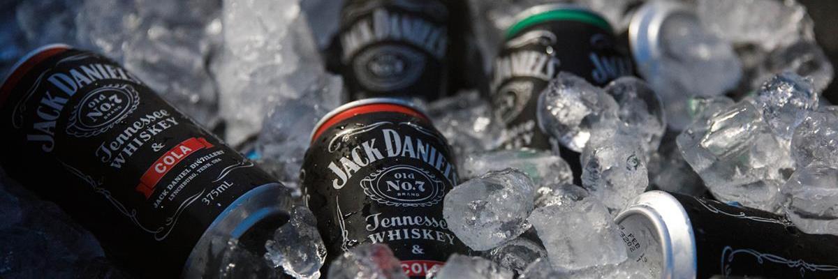 Jack Daniel's RTDs