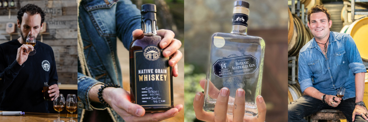 World's Best Gin and Whiskey